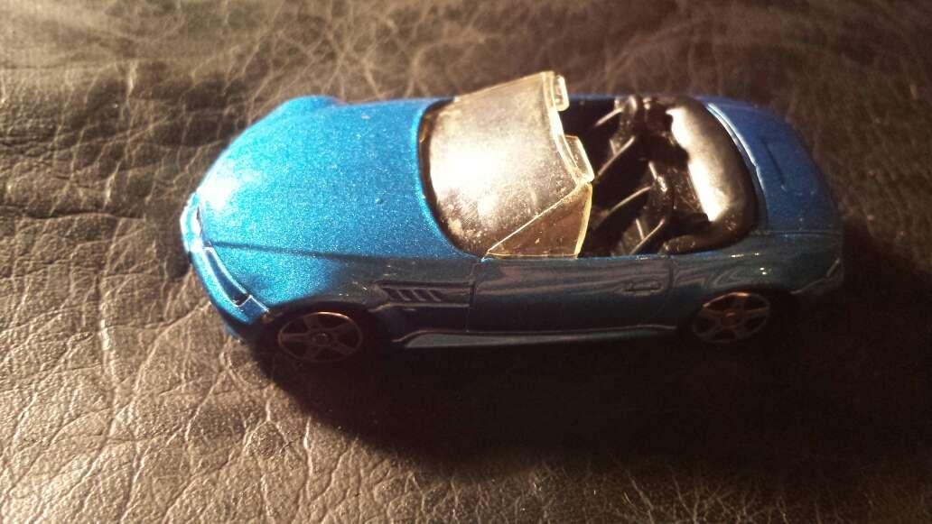 Imagen BMW azul metalizado