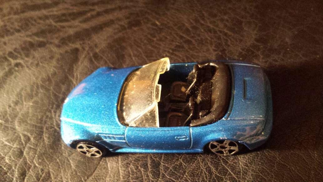 Imagen producto BMW azul metalizado  2