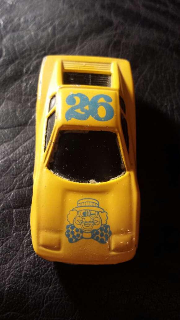Imagen producto Coche amarillo 26 3