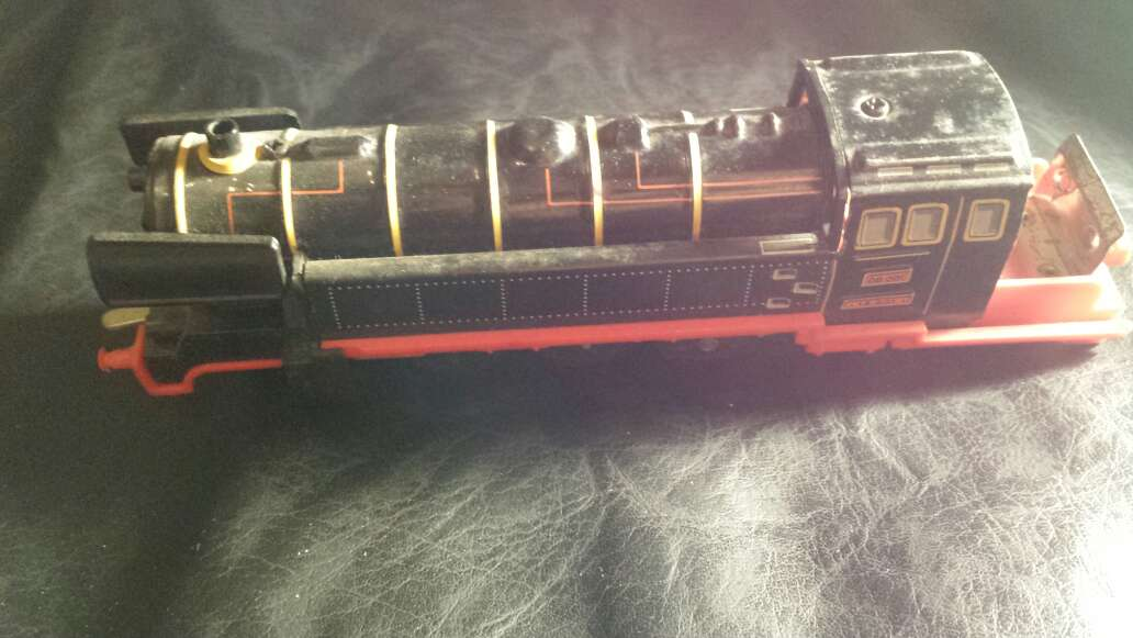 Imagen locomotora juguete