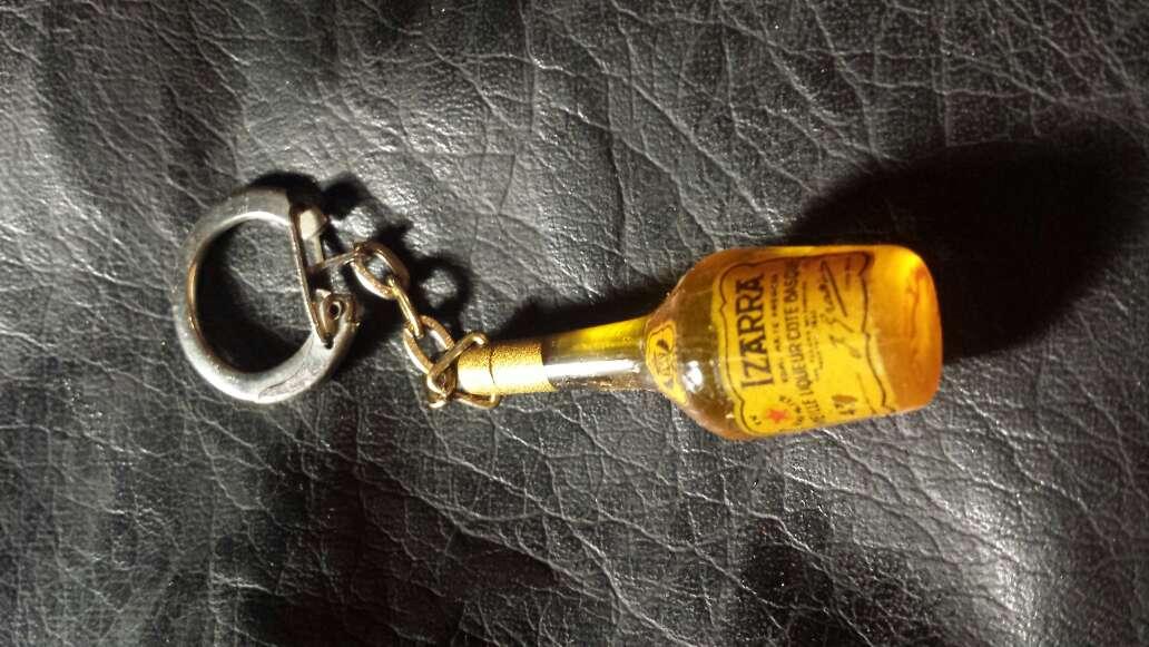 Imagen producto Llavero botella izarra  2
