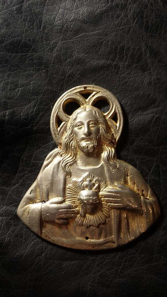 Imagen jesus de entrada puerta