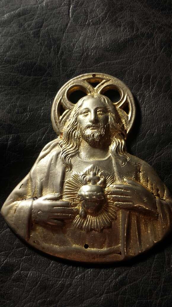 Imagen producto Jesus de entrada puerta  3
