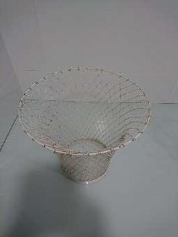 Imagen producto Papelera y Huevera de hierro.  5