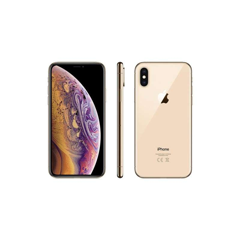 Imagen iPhone XS MAX 64GB Gold Nuevo