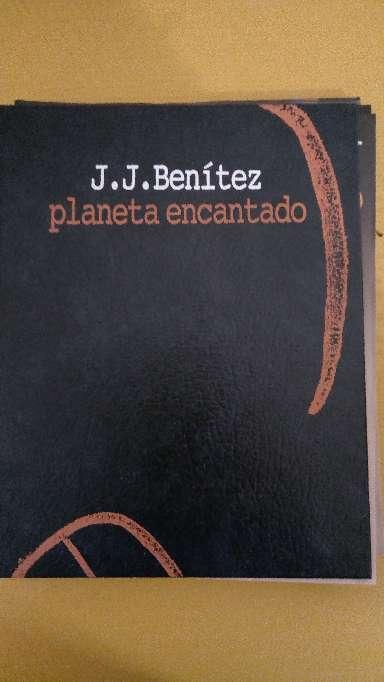 Imagen Planeta Encantado J.J. Benitez.