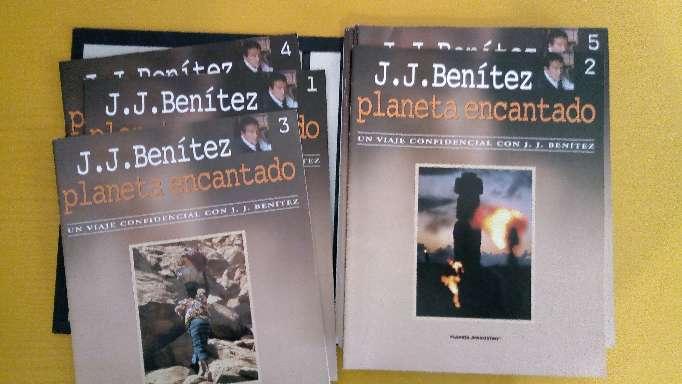 Imagen producto Planeta Encantado J.J. Benitez. 2