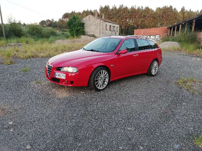 Imagen Alfa Romeo 156sw 2004 diesel 140cv