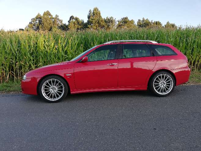 Imagen producto Alfa Romeo 156sw 2004 diesel 140cv 3