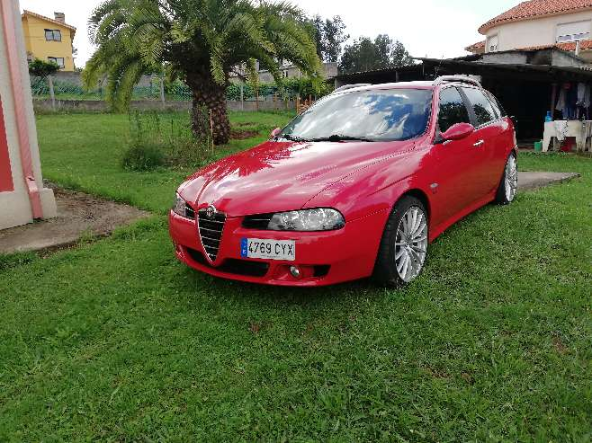 Imagen producto Alfa Romeo 156sw 2004 diesel 140cv 4