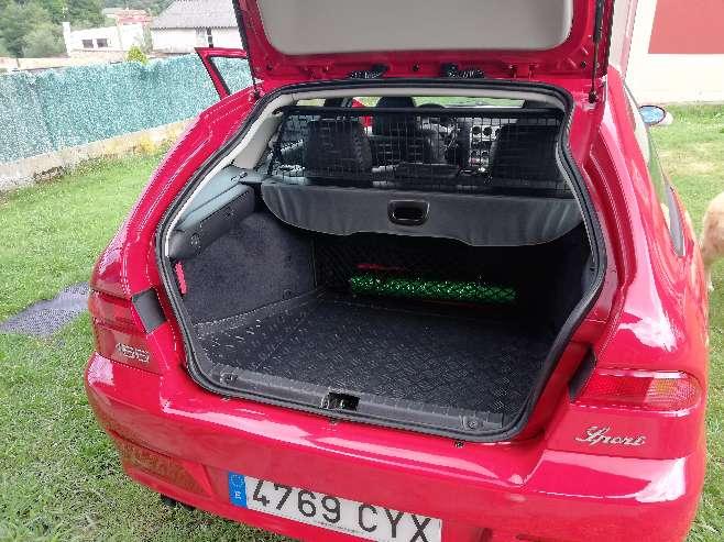 Imagen producto Alfa Romeo 156sw 2004 diesel 140cv 5
