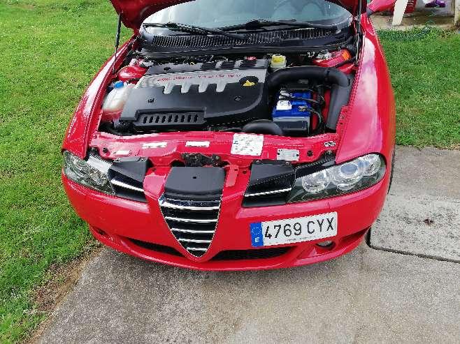 Imagen producto Alfa Romeo 156sw 2004 diesel 140cv 6