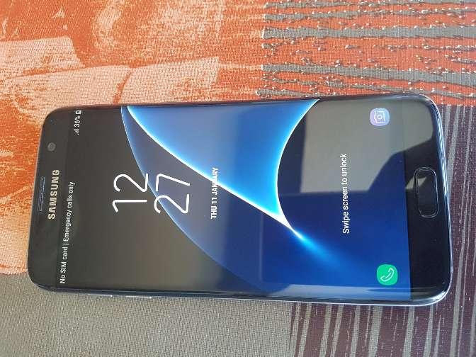 Imagen samsung galaxy s7 edge libre como nuevo