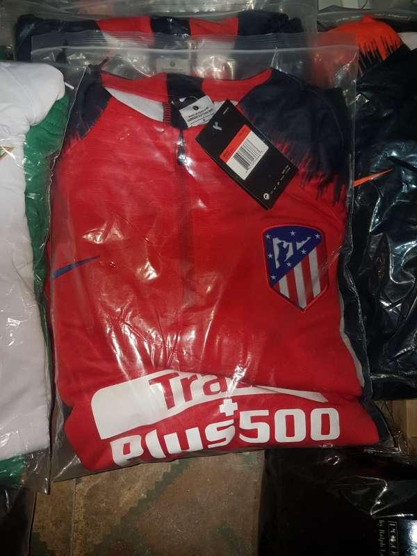 Imagen Chandals. Atlético Madrid 2019 entrenamiento