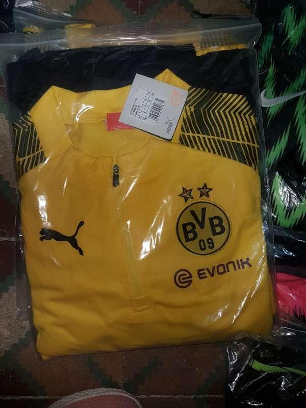 Imagen Chandals 2019 Borussia Dortmund entrenamiento