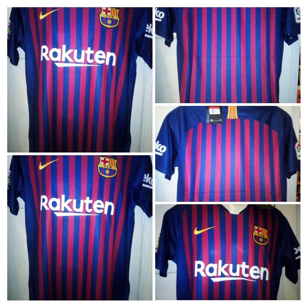 Imagen Camisetas Barcelona temporada   2019