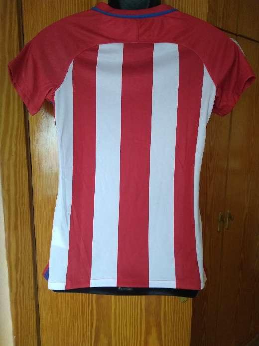 Imagen producto Camisetas chica Atlético de Madrid  2