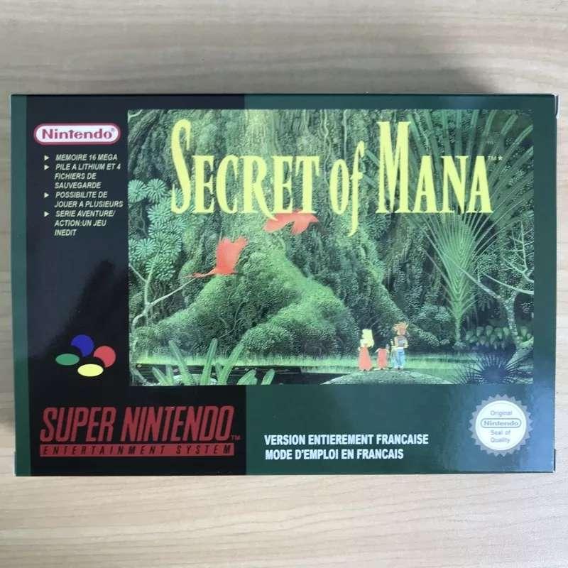 Imagen producto Secret of maná supernintendo 2