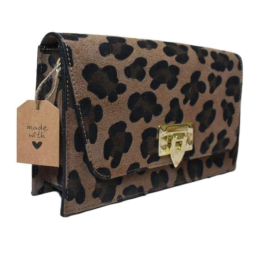Imagen producto Bolso de piel leopardo  2