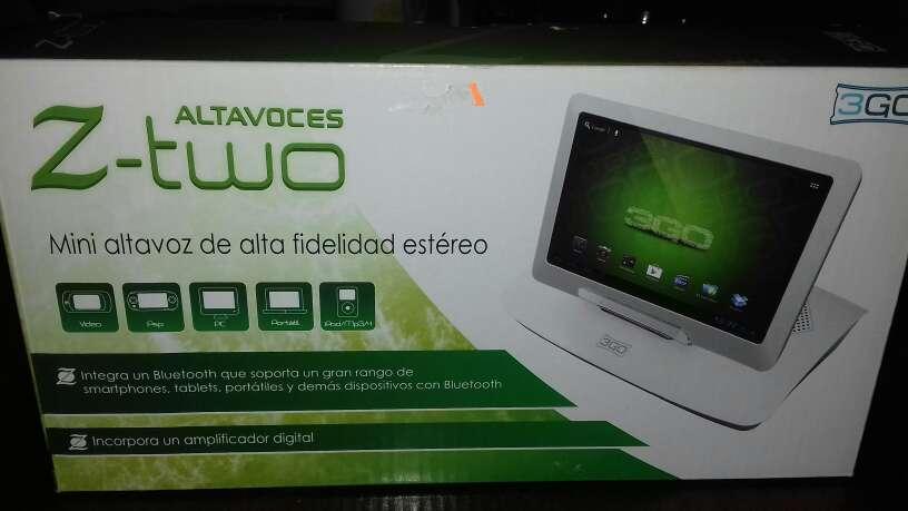 Imagen producto Altavoces para movil y tablet 1