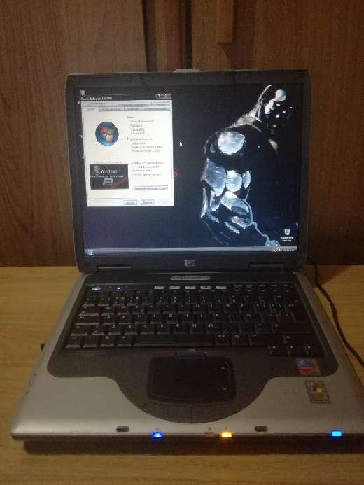 Imagen Portatil HP compaq nx9030 sin cargador
