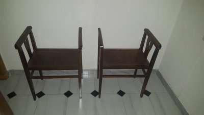 Imagen producto Asientos antiguos.  1