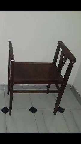 Imagen producto Asientos antiguos.  2