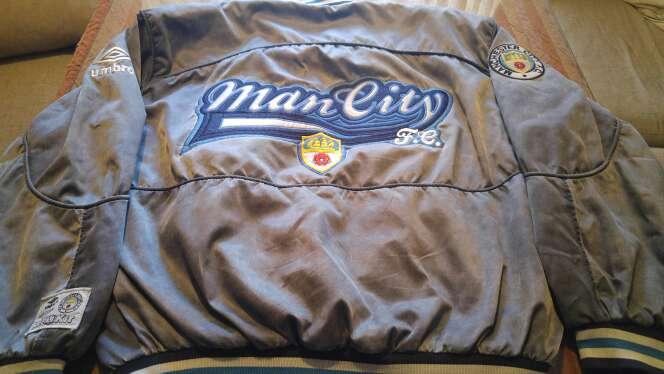 Imagen producto Manchester city sport jacket. 2