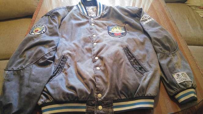 Imagen manchester city sport jacket.
