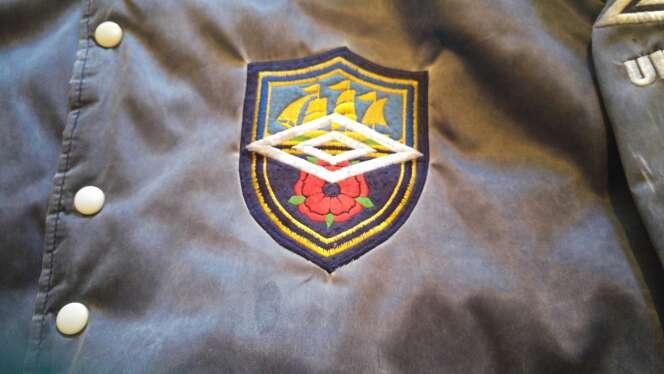 Imagen producto Manchester city sport jacket. 5