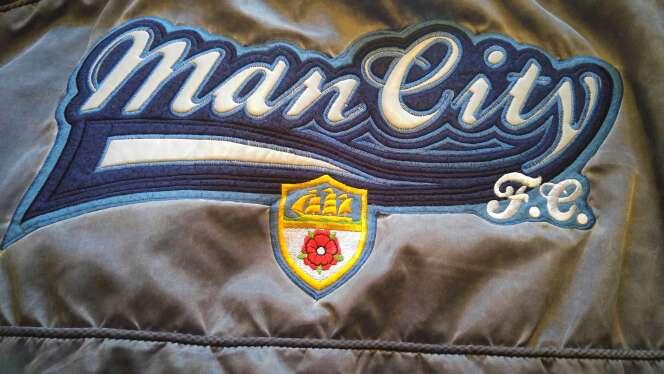 Imagen producto Manchester city sport jacket. 7