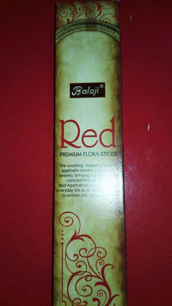 Imagen Red premium caja incienso