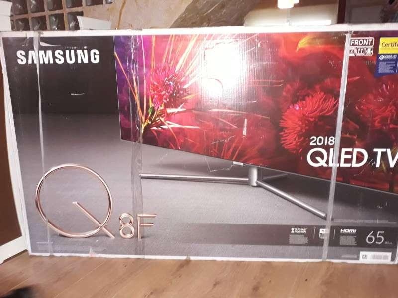 Imagen producto Samsung Q8F 65 tele 4