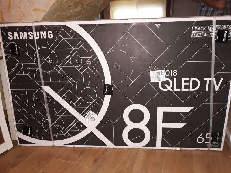 Imagen producto Samsung Q8F 65 tele 2