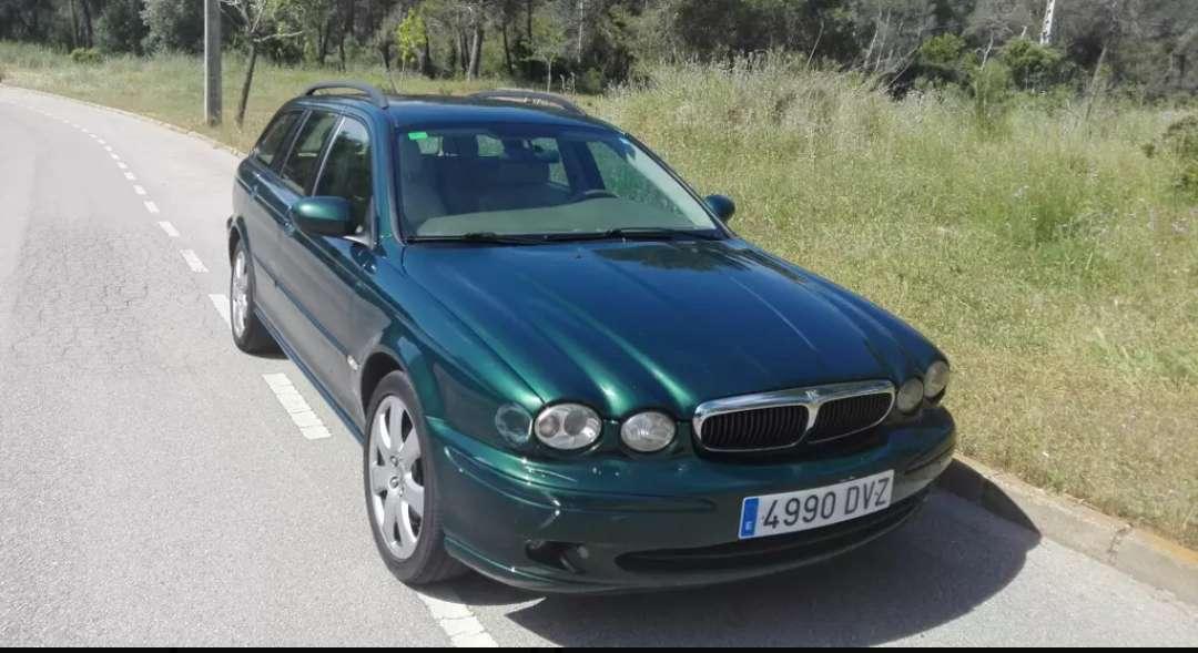 Imagen Jaguar X-TIPE 2.0 D
