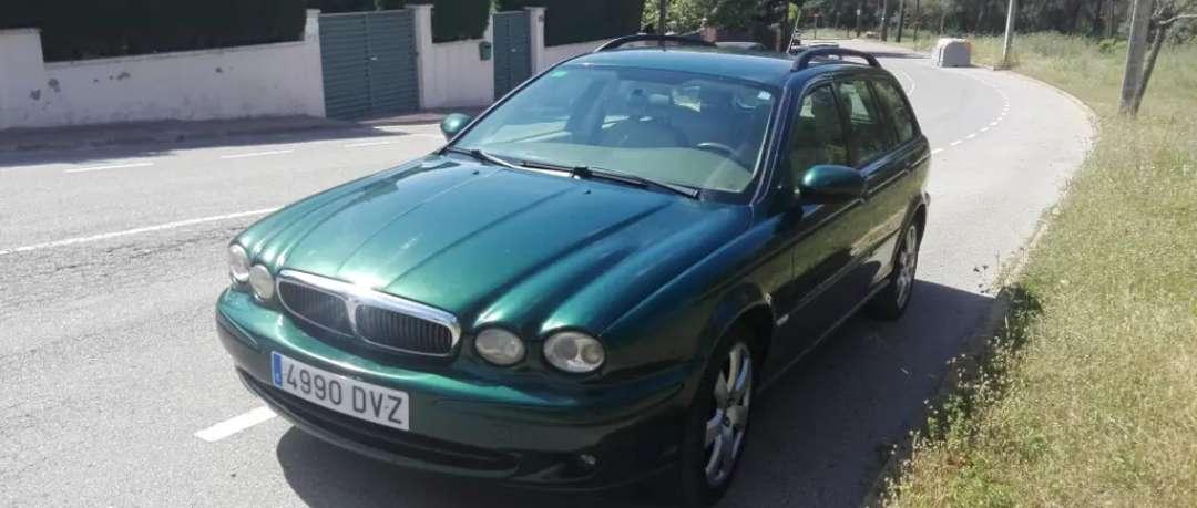 Imagen producto Jaguar X-TIPE 2.0 D 2