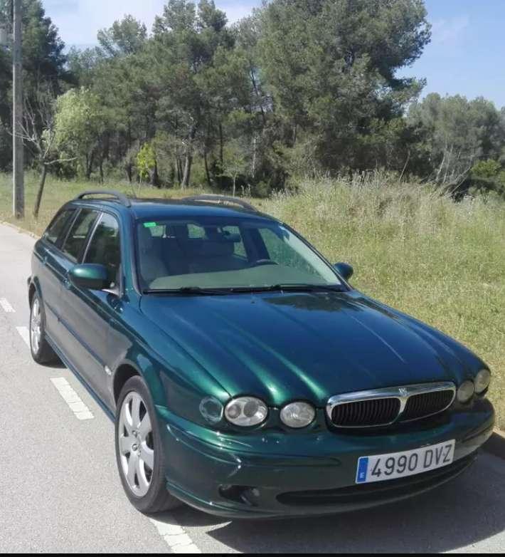 Imagen producto Jaguar X-TIPE 2.0 D 7