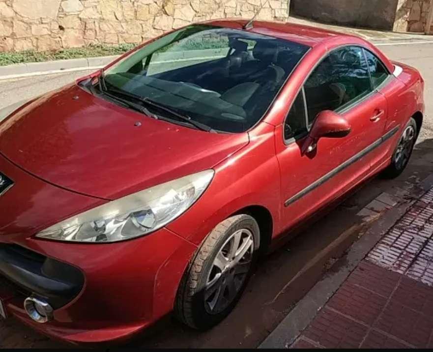 Imagen producto Peugeot 207 CC 1.6 4