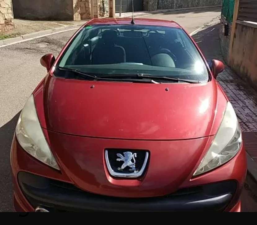 Imagen producto Peugeot 207 CC 1.6 5