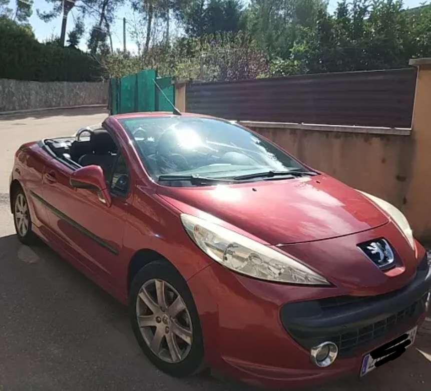 Imagen producto Peugeot 207 CC 1.6 3