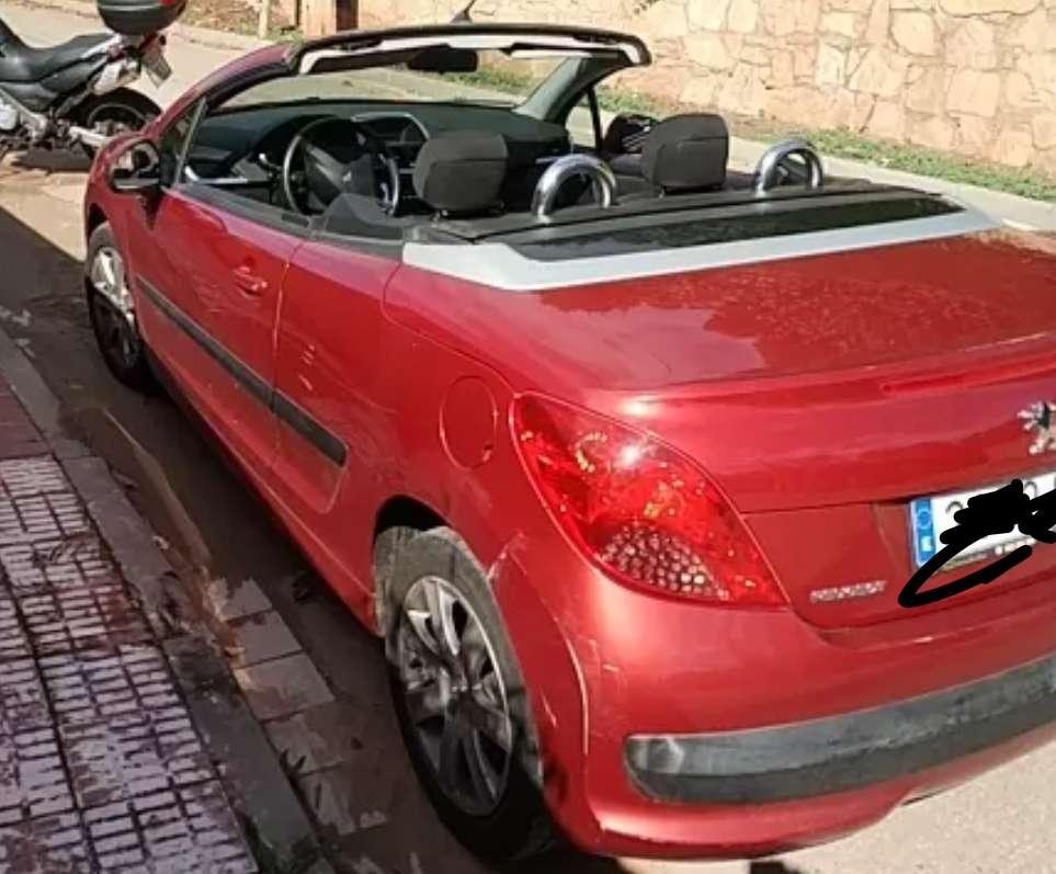 Imagen producto Peugeot 207 CC 1.6 6