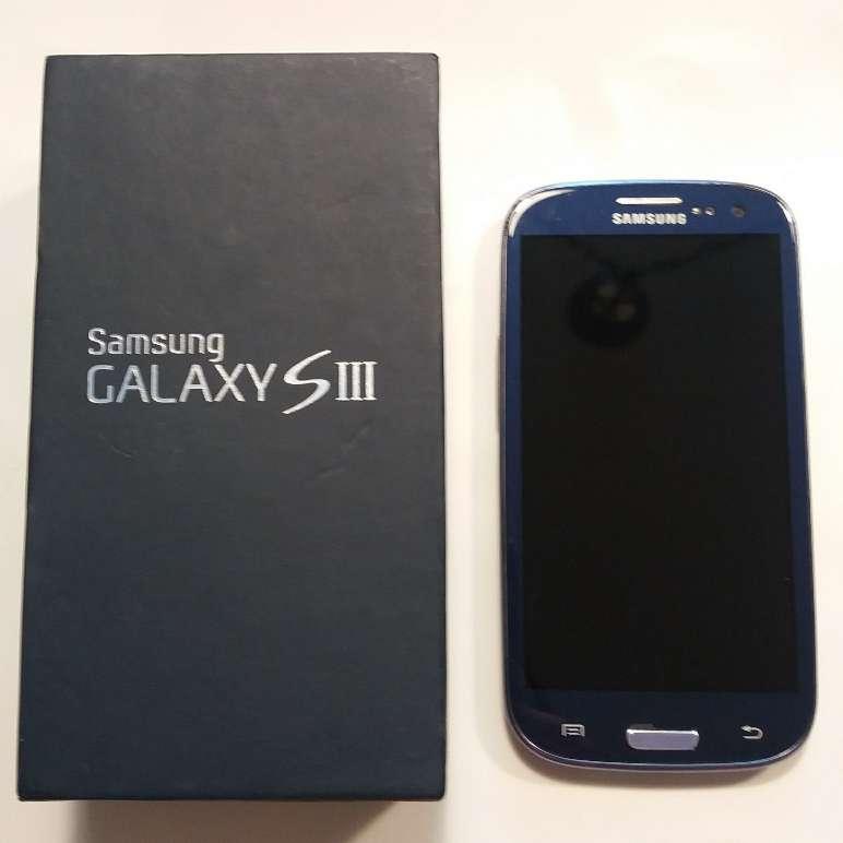 Imagen producto Samsung Galaxy S3 i9300 16 gb memoria interna y libre. 4