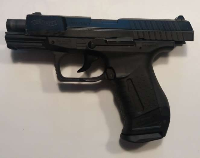 Imagen Airsoft PistolaWalther P99DAO