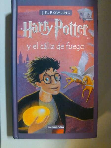 Imagen Libro Harry Potter
