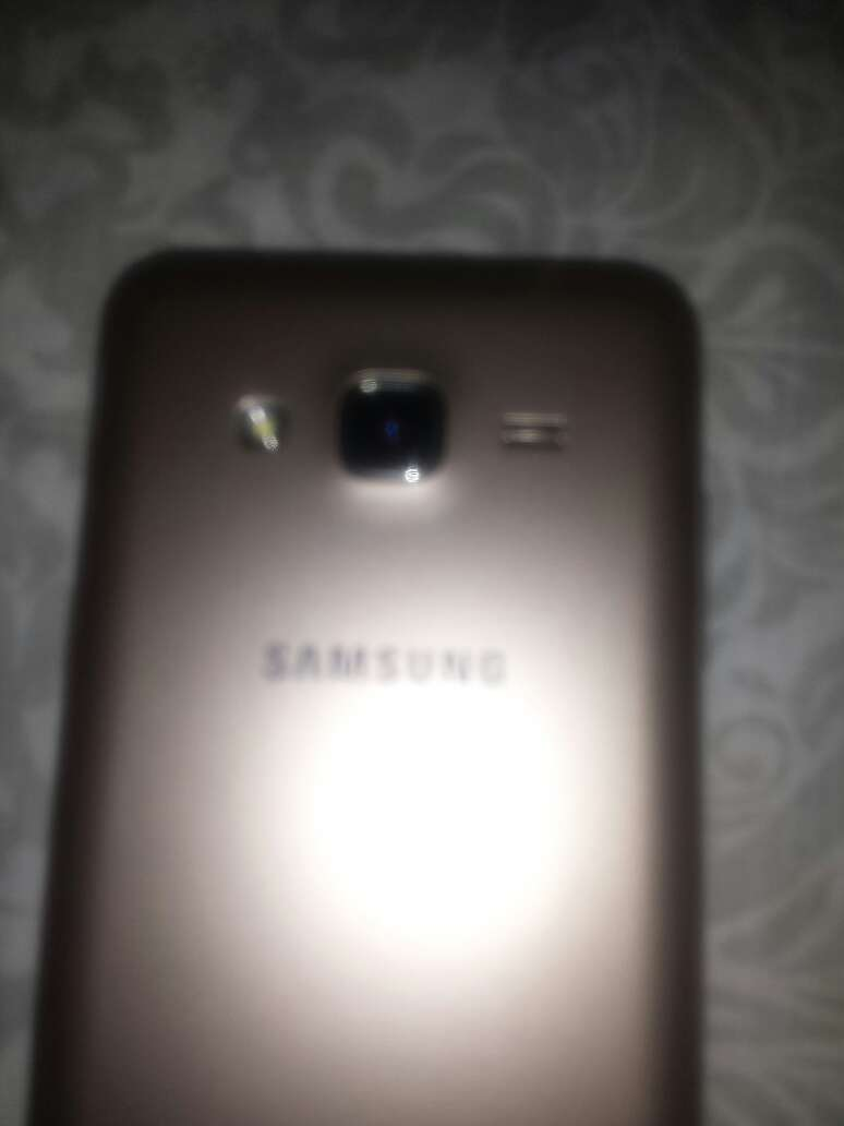 Imagen Samsung j3 2016 8g Dorado