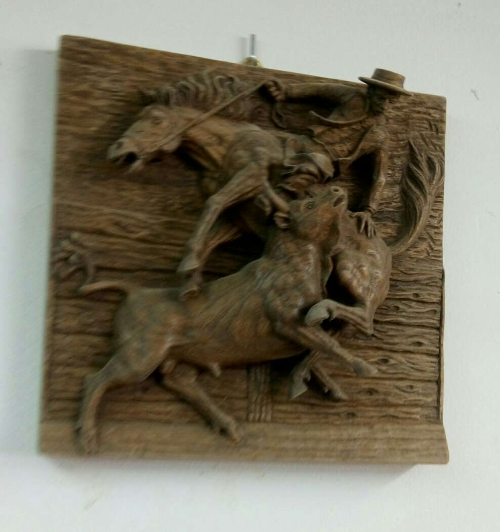Imagen Escultura Rejoneador