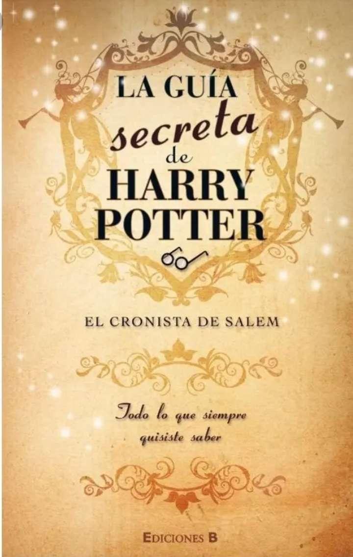 Imagen La guía secreta del Harry Potter