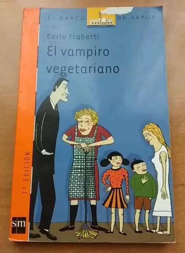 Imagen El vampiro vegetariano