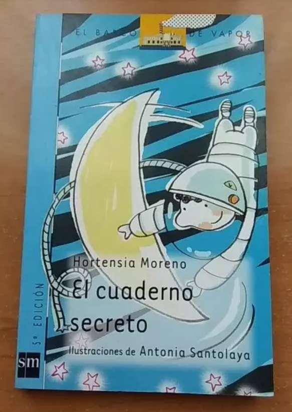 Imagen El cuaderno secreto