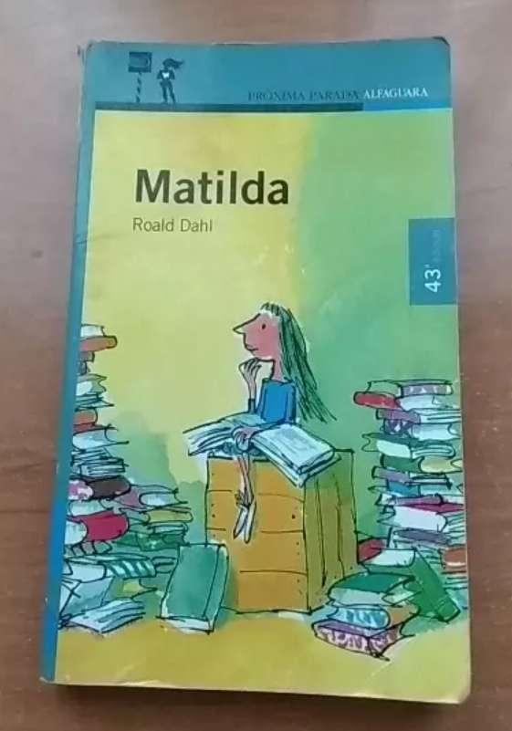 Imagen Matilda libro